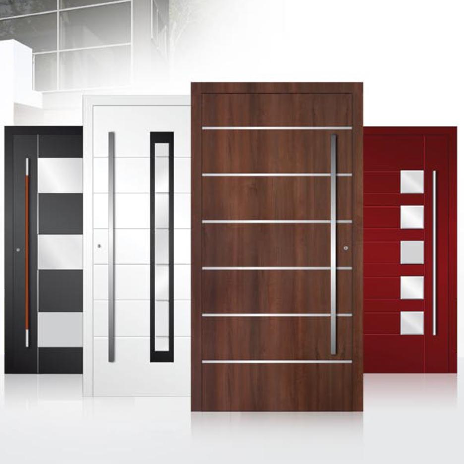 Haustüren Preise Kunststoff Braun | Haus Deko Ideen