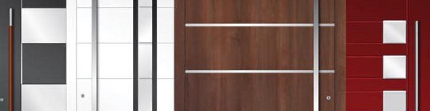 Jetzt auch Haustüren konfigurieren und anfragen